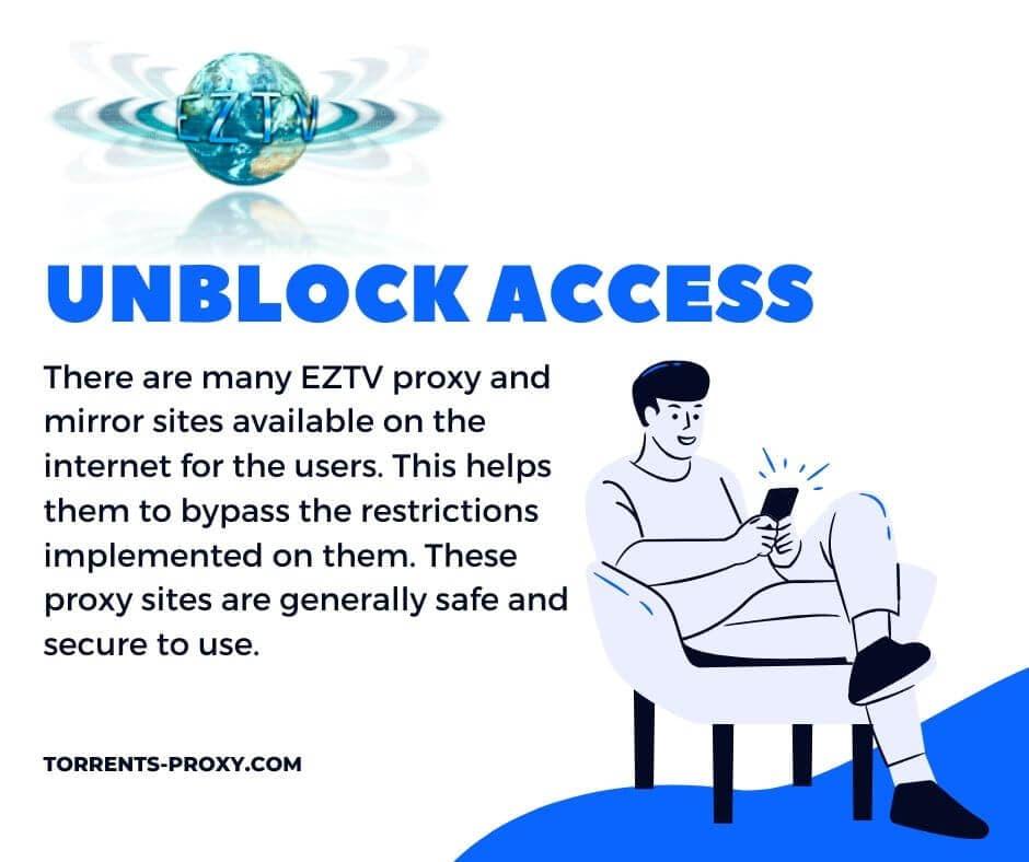 eztv unblock